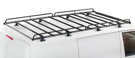 Bagażnik bazowy CRUZ Fiat Doblo Maxi (I - box) platforma