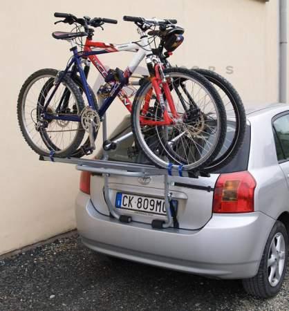 Bagażnik rowerowy na tylną klapę MENABO STEEL BIKE 3