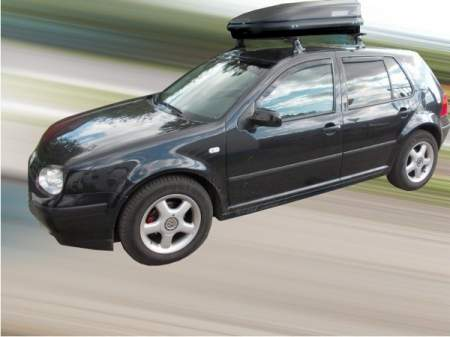 Bagażnik samochodowy  SPORTAC FL 420